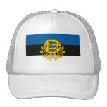 Estonia w COA Hat