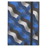 Estonia Waving Flag iPad Covers