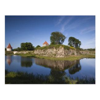 Estonia, Western Estonia Islands, Saaremaa 2 Postcard