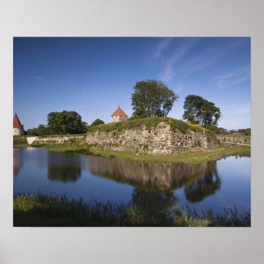 Estonia, Western Estonia Islands, Saaremaa 2 Poster