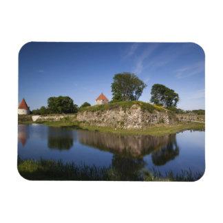 Estonia, Western Estonia Islands, Saaremaa 2 Rectangular Photo Magnet