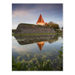 Estonia, Western Estonia Islands, Saaremaa Postcard