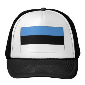 Estonian Flag Trucker Hat