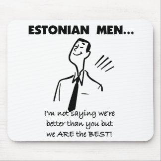 Estonian Men Are Best Mouse Pad