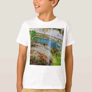 Estonia'S Valaste Juga Waterfall T-Shirt