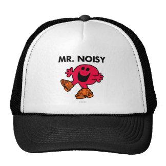 Estorbos que caminan grandes de Sr. Noisy el | Gorros Bordados