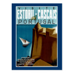Estoril-Cascais en Portugal Postal