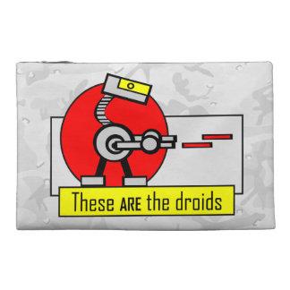 Éstos SON los droids