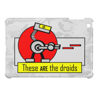 Éstos SON los droids iPad Mini Carcasa