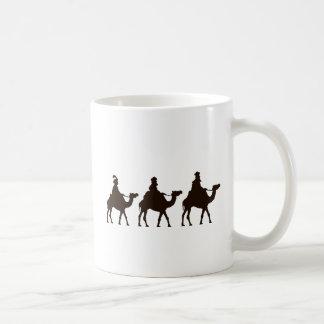 Estos tres reyes de Oriente son dibujo del navidad Taza Clásica