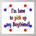 Estoy aquí coger a mi novio poster