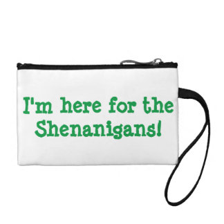¡Estoy aquí para los Shenanigans!