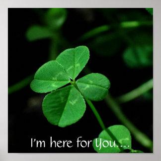 Estoy aquí para usted…. poster