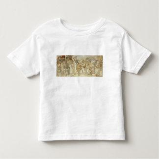 Estoy buscando para mi burro, castillo de Wartburg Playera De Bebé