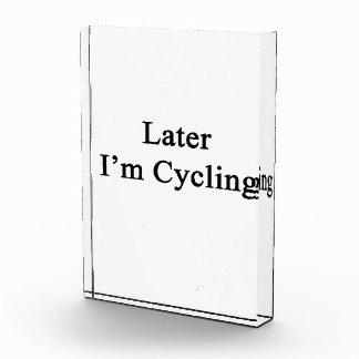 Estoy completando un ciclo más adelante
