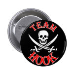 Estoy con capitán Hook Pins