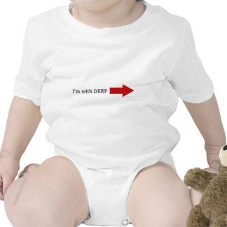 Estoy con DERP Camiseta