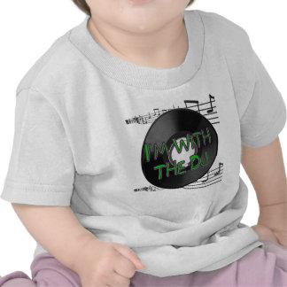 Estoy con DJ Camisetas