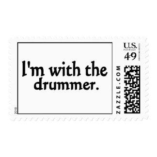 Estoy con el batería sellos