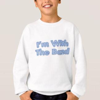 Estoy con el texto del azul de la banda camisas