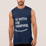 Estoy CON EL VAMPIRO Camisetas Sin Mangas