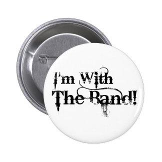 ¡Estoy con la banda Pins