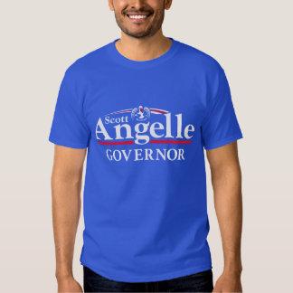 """""""Estoy con la camiseta azul del Cajun"""" Polera"""