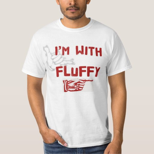 Estoy con la camiseta mullida remera