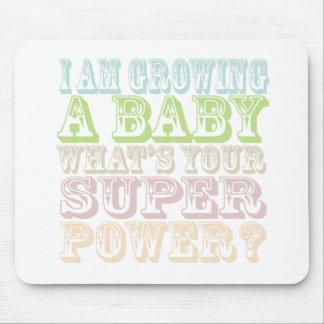 Estoy creciendo los regalos de un Bebé-Mamá-a-Ser Tapetes De Ratones