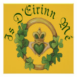Estoy de Irlanda Póster