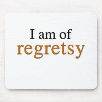 Estoy de Regretsy Alfombrilla De Ratón
