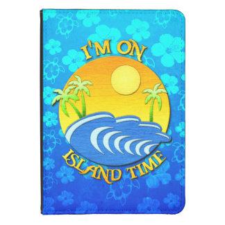 Estoy el tiempo de la isla funda para kindle