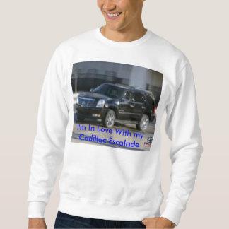 Estoy en amor con mi sudadera de Cadillac Escalade