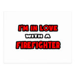 Estoy en amor con un bombero postal