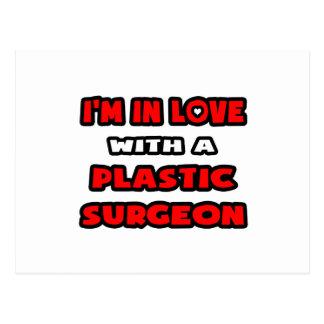 Estoy en amor con un cirujano plástico postal