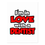 Estoy en amor con un dentista postal