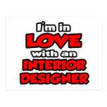 Estoy en amor con un interiorista postales