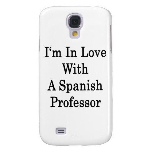 Estoy en amor con un profesor español