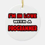 Estoy en amor con un programador adorno