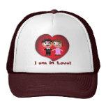 ¡Estoy en amor! Gorras