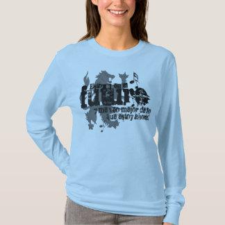 Estoy en el futuro Ladies Shirt (with Lion)