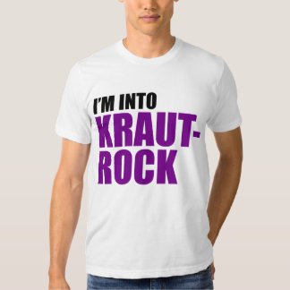 Estoy en Krautrock Camisas