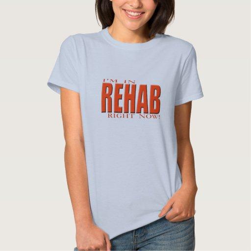 ¡Estoy en la rehabilitación ahora! 702 Tee Shirts