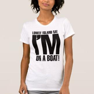 Estoy en un barco playera