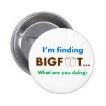 Estoy encontrando Bigfoot.  ¿Qué usted está hacien Pins
