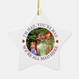 ¡Estoy enojado usted estoy enojado nosotros esto Ornamentos Para Reyes Magos