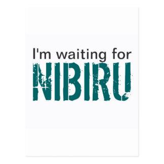 Estoy esperando Nibiru Postales
