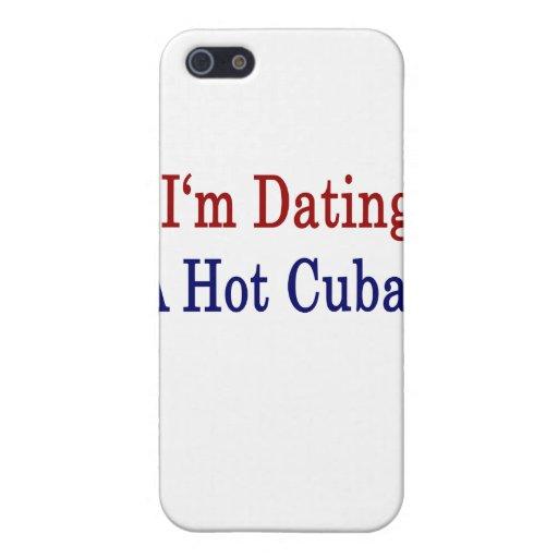 Estoy fechando a un cubano caliente iPhone 5 carcasas