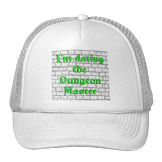 Estoy fechando el amo de la mazmorra gorras