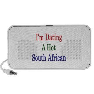 Estoy fechando un surafricano caliente altavoz
